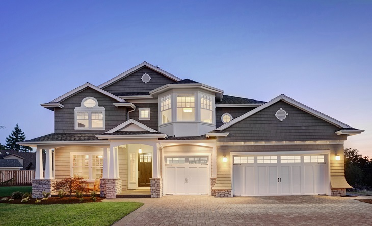 Double Story Home Design